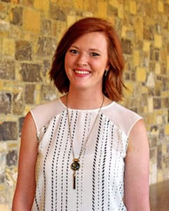 Kacie Higginbotham Admission Events and Communications Coordinator